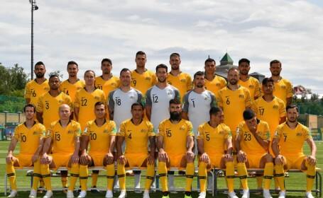 CUPA MONDIALĂ 2018. Lotul Australiei