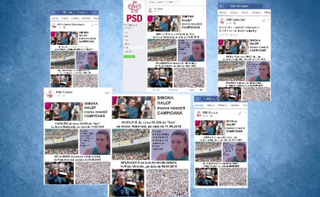 Omul care ar fi comandat campania PSD online împotriva Simonei Halep a cerut azil politic în Israel