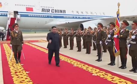Coreea de Nord, alarmată de atitudinea SUA