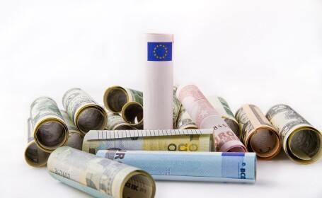Euro, UE