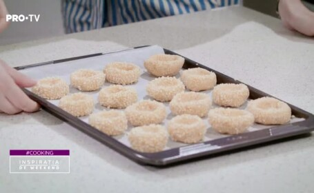 Fursecuri marocane, o reţetă delicioasă