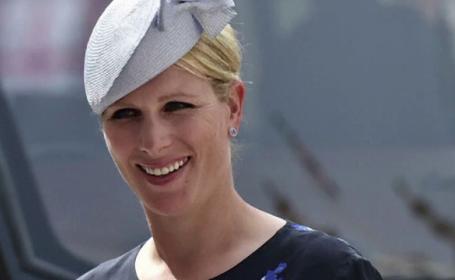 Nepoata reginei, Zara Philips, a născut o fetiţă