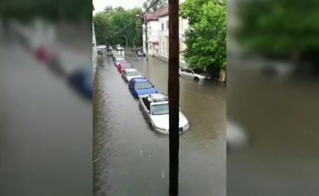 cluj, meteo, inundatii, furtuna, alerta,