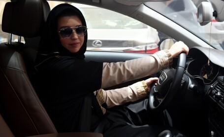 arabia saudită, femei, interdictie, condus masina,