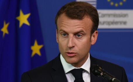 Mini-summit european privind migraţia. Ce au cerut Merkel și Macron la Bruxelles