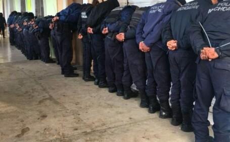 Orașul unde toți polițiștii au fost arestați în urma unui asasinat