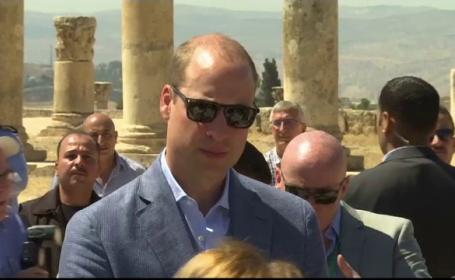 Motivul pentru care Prinţul William a petrecut 3 săptămâni în cadrul serviciilor secrete