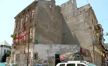 Taxe uriaşe pe clădirile lăsate în paragină. \
