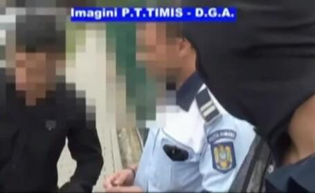 flagrant politist