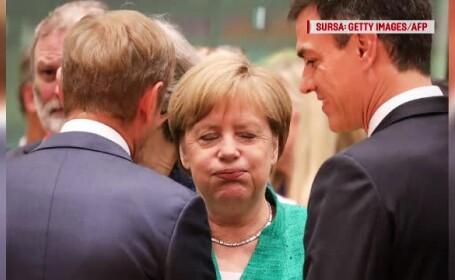Acord între statele UE privind migranții. Merkel și-a salvat funcția, pentru moment