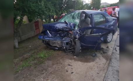 sofer accident masina