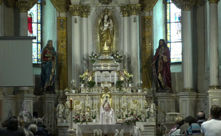 Biserica din Sumuleu Ciuc