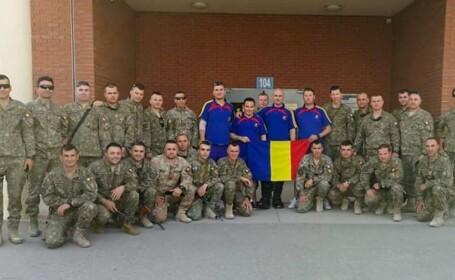 Unul dintre cei 5 militari răniţi recent în Afganistan a fost transportat în Germania
