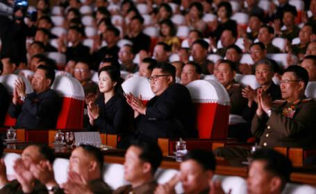 Spectacol coregrafic suspendat, după ce Kim Jong-un a criticat producția