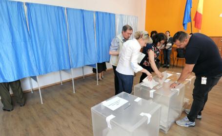 Sectie vot, alegeri