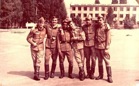 Militarul rus de culoare care a participat la operaţiunile de decontaminare la Cernobîl - 17