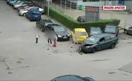 accident minori hoți