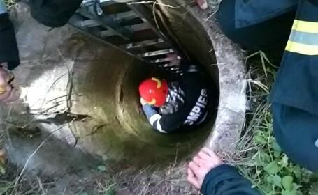 Gestul surprinzător făcut de un tânăr din Dolj după ce și-a aruncat mama într-o fântână
