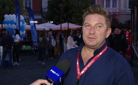Pavel Bartoș a debutat ca regizor la TIFF