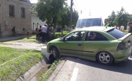accident județul Sibiu