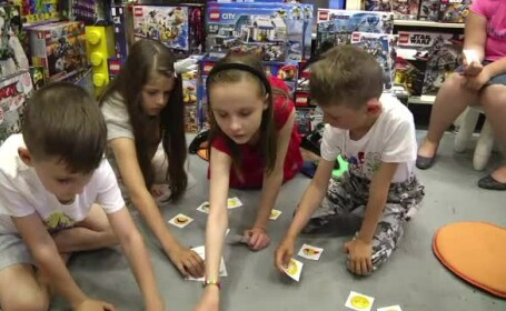Cuția cu emoții, kit-ul care îi ajută pe copii să-şi depăşească temerile