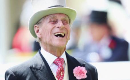 Prinţul Philip, soţul reginei Elisabeta a II-a a Marii Britanii, împlineşte 98 de ani