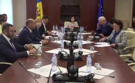guvern Maia Sandu, REpublica Moldova
