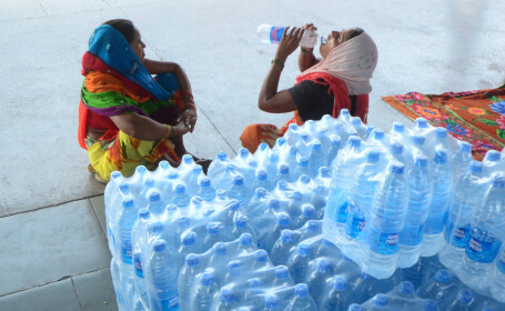 Record absolut de temperatură în New Delhi: 48 de grade Celsius