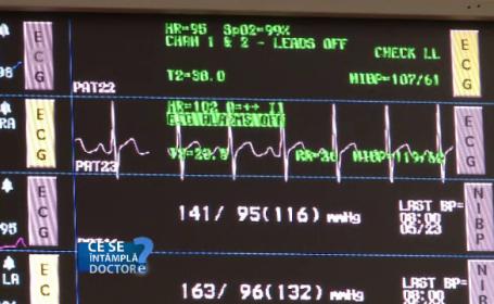 O durere severă în piept poate indica infarctul chiar și la tineri