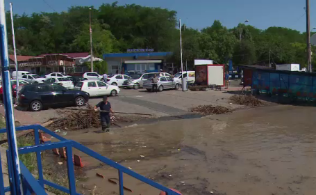 Stare de alertă în Galați, în urma inundațiilor. Măsurile luate de autorități
