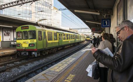 Vestea neobișnuită primită de o femeie care a născut în timp ce călătorea cu trenul