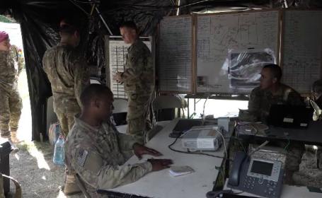 Un poligon din Mureş s-a transformat în câmp de luptă. Exercițiu amplu al NATO