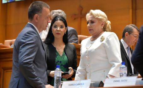Mihai Fifor, Ana Birchall, Viorica Dancila