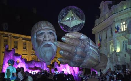 Record de public, la Festivalul de Teatru de la Sibiu. 570 de reprezentaţii