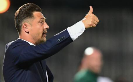 """Mirel Rădoi, după România - Germania 2-4: """"Au fost două momente decisive"""""""
