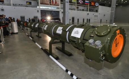 Racheta rusească Novator 9M729 - SSC-8