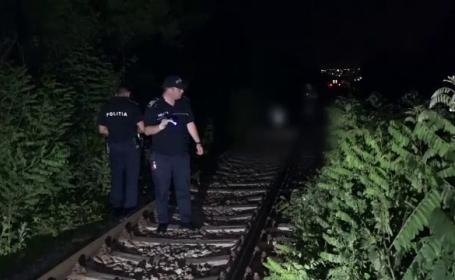 Doi soți și nepoata lor, spulberați de tren. De ce ar fi mers victimele pe calea ferată