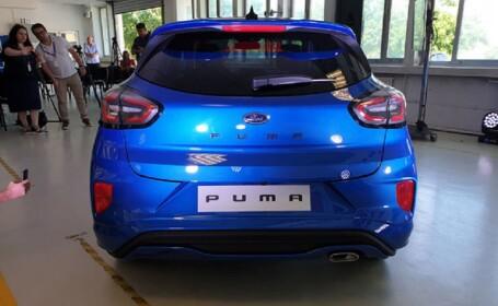 Ford Puma, noul SUV fabricat la Craiova
