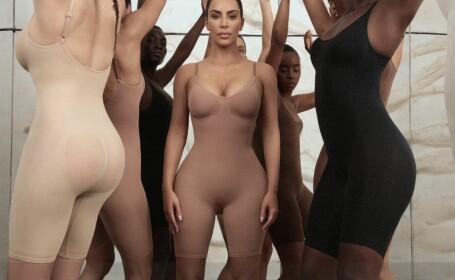 Kim Kardashian a revoltat toată Japonia cu noua sa lenjerie intimă