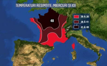 Canicula in Europa