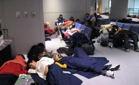 copii aeroport