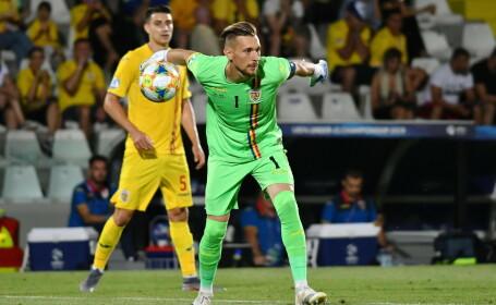 "Ionuţ Radu, mesaj emoționant după meciul României: ""Voi ne-ați dat energie"""