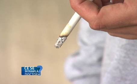 Fumatul, efecte dezastruoase asupra cavității bucale