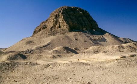 piramida lui Sesostris al II-lea