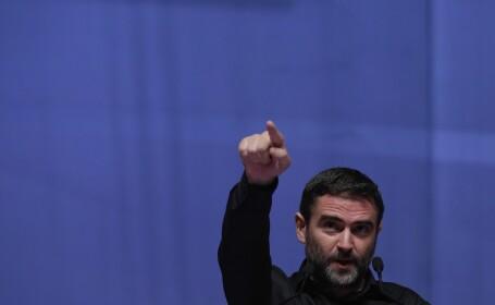 Liviu Plesoianu la congresul extraordinar al PSD