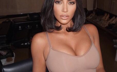 "Kim Kardashian, decizie radicală privind numele lenjeriei intime ""Kimono"". GALERIE FOTO"