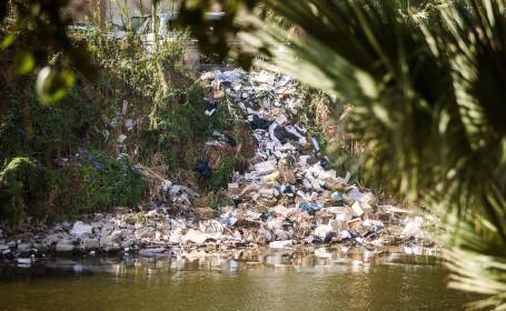 nil poluare plastic