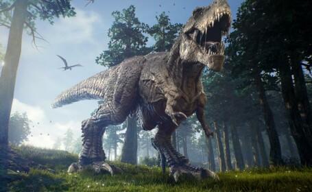 ULUITOR! Ce au descoperit cercetatorii în stomacul unui dinozaur mort de 100 de milioane de ani: e prima oară când reușesc