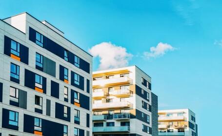 Apartamente, imobiliare - Sutterstock