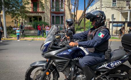 politie mexic